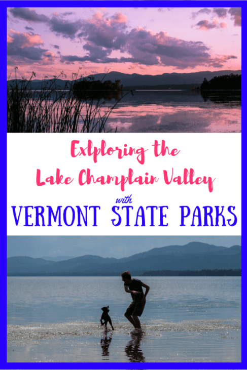 Vermont has 15 state parks on Lake Champlain. These three - Button Bay, Mt. Philo, and Kingsland Bay State Park make a great weekend getaway - perfect for swimming, hiking, and camping near Burlington.