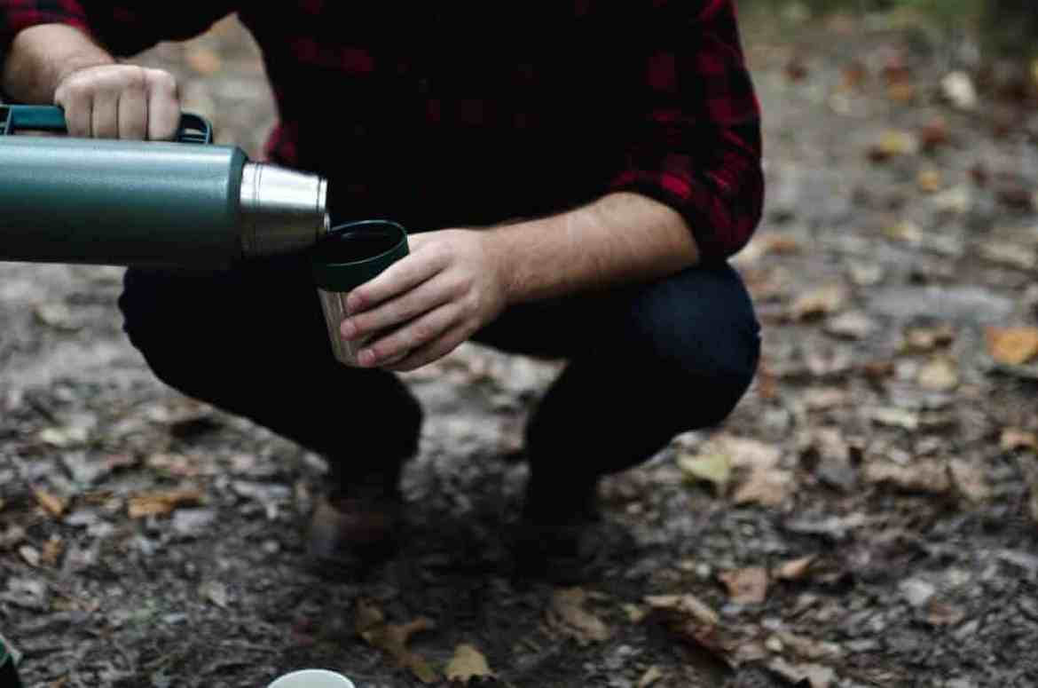 Our favorite hot drinks for camping