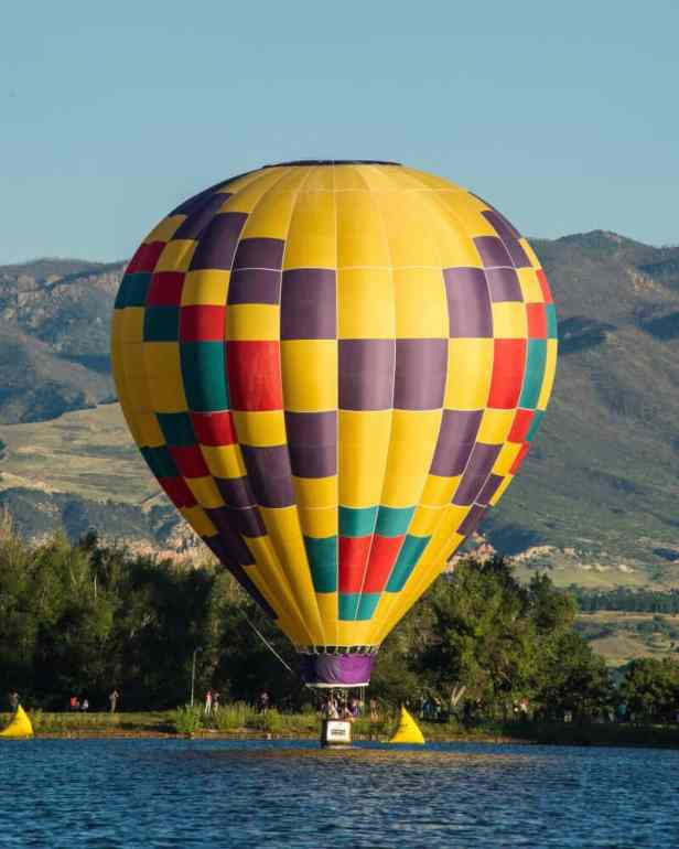 The Best Hot Air Balloon Festivals in America