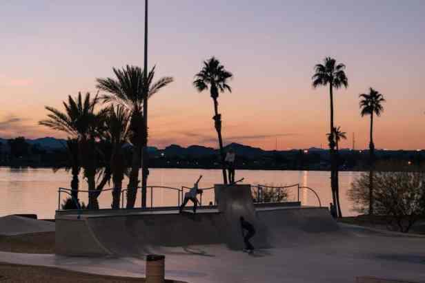 skate park Lake Havasu City