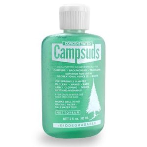 Campsuds - camping dish soap