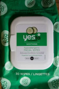 The Yes To hypoallergenic wipes come on every road trip. Road trip essentials...