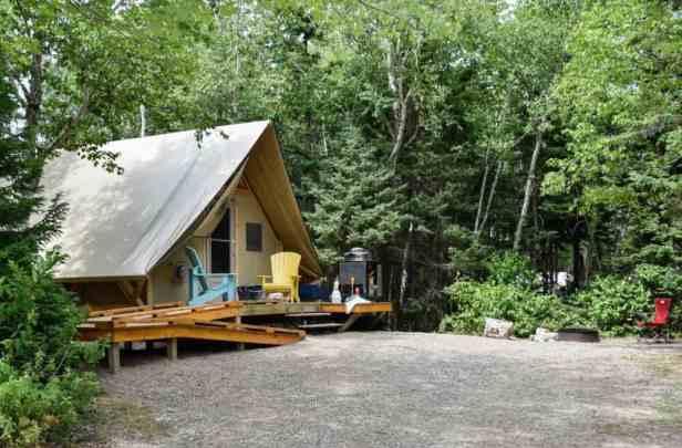 Cape Breton Highlands National Park Camping Guide