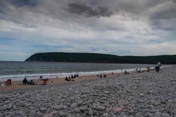 Cape Breton Highlands National Park Camping