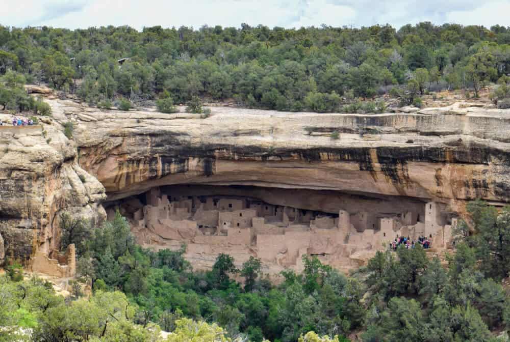 Mesa Verde National Park: Lodging and Camping