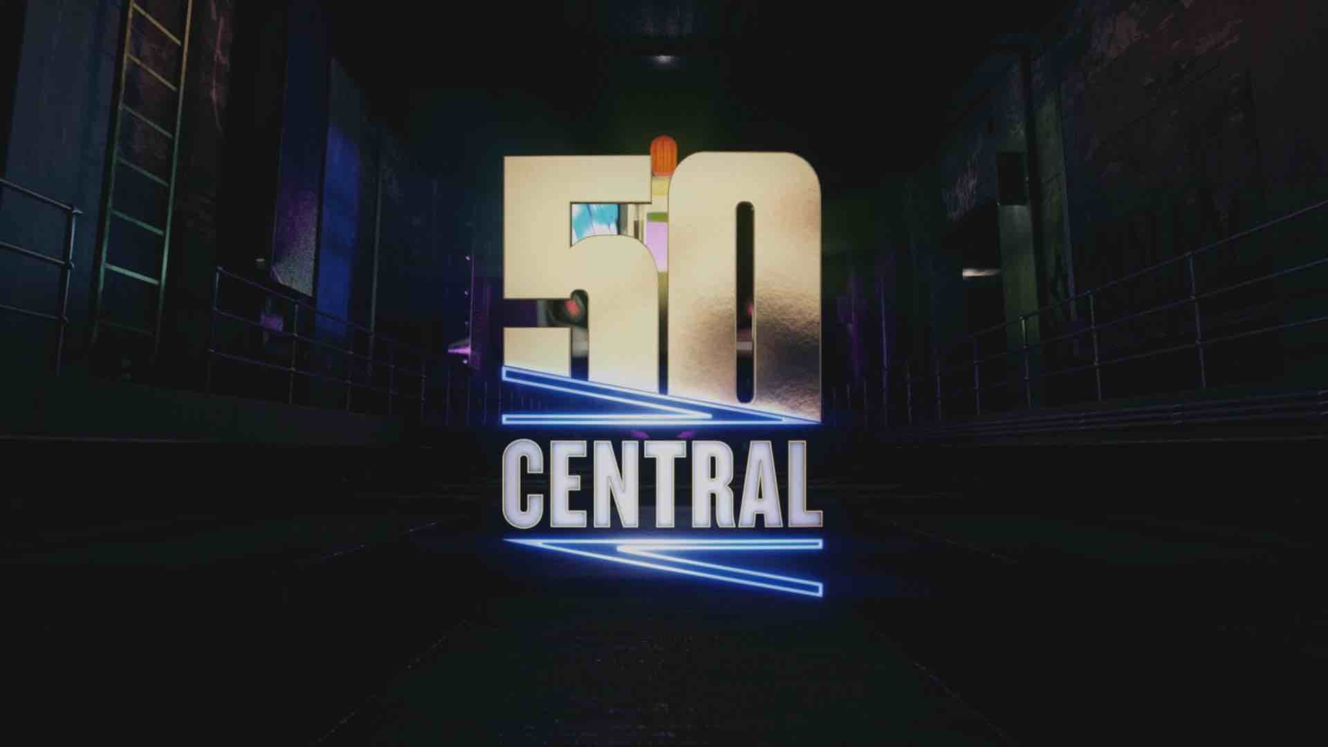 50Central Logo from Back Roads Entertainment