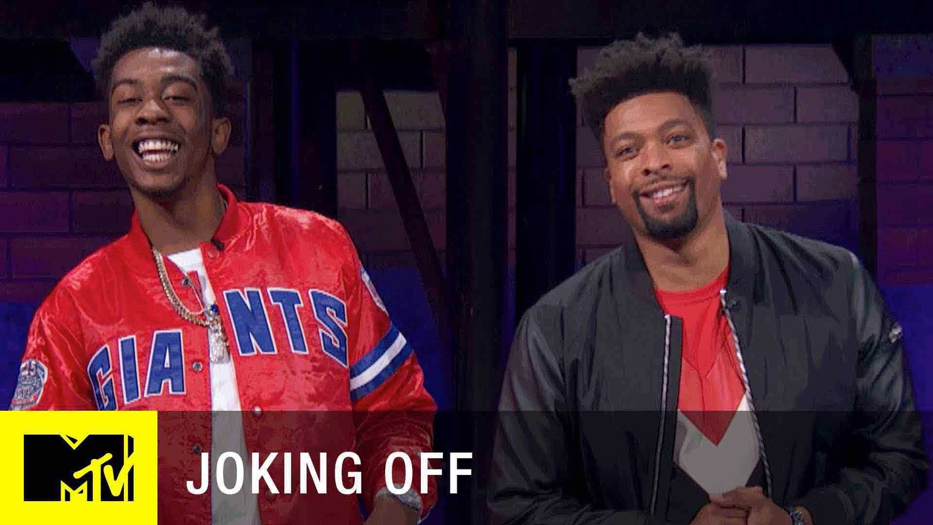 Joking Off Rapper Desiigner