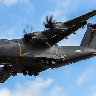 Air Force A400M Magnet