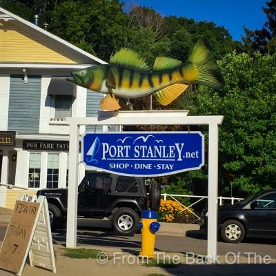 Port Stanley, ON