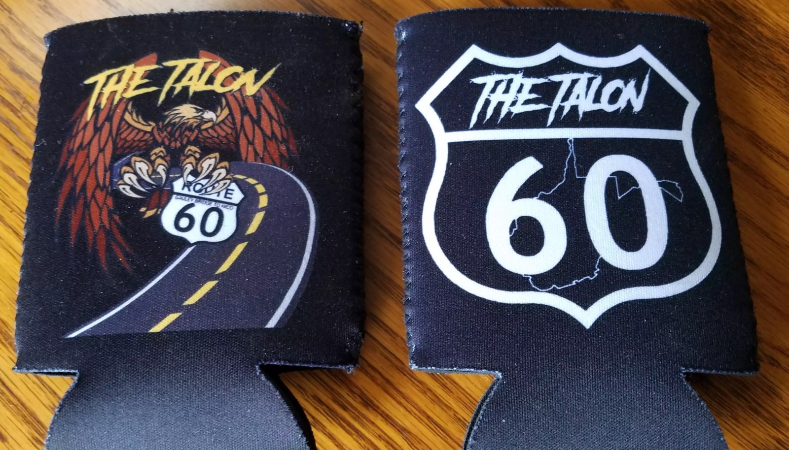 THE TALON CAN KOOZIE