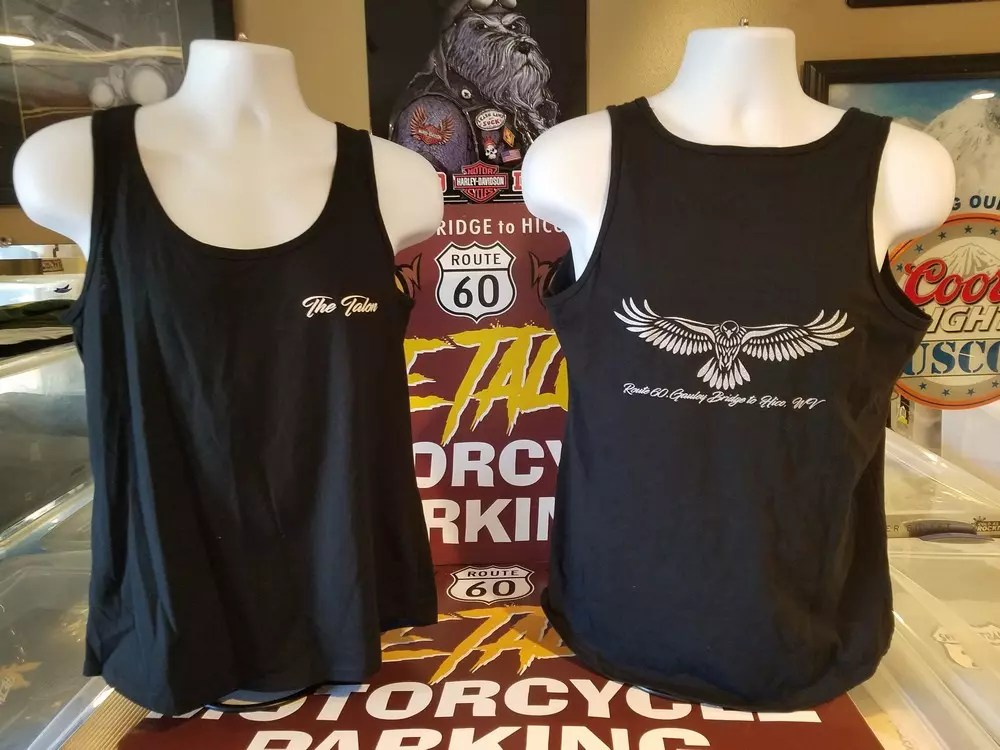 THE TALON – LADY HAWK TANK TOP