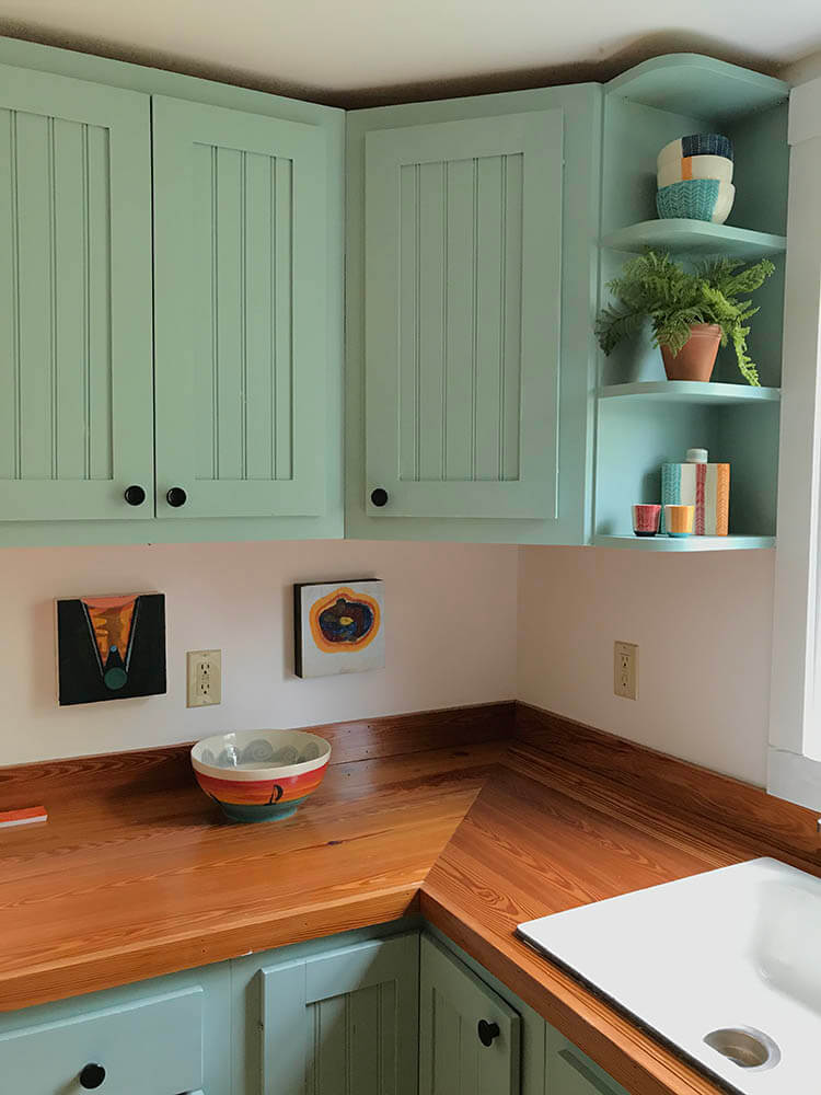 Tiny House Kitchen Corner & Tiny-House-Kitchen-Cabinets-1 - backshore notes