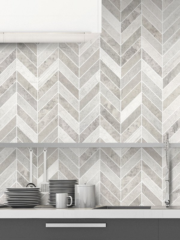 Limestone Backsplash Ideas Mosaic Tile Backsplash Com