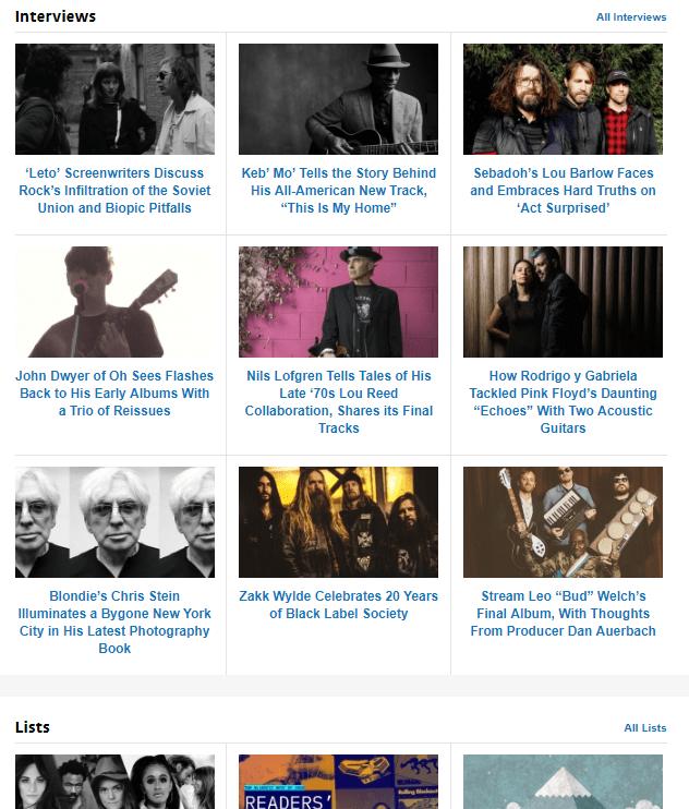 AllMusicOfferings