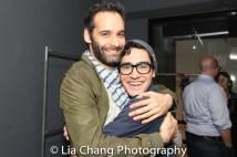 Jonathan Raviv and Troy Iwata. Photo by Lia Chang