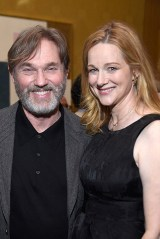 NEW YORK, NY - JUNE 05: Richard Thomas (L) and Laura Linney attend the Tony Honors Cocktail Party Presenting The 2017 Tony Honors For Excellence In The Theatre And Honoring The 2017 Special Award Recipients - Arrivals at Sofitel Hotel on June 5, 2017 in New York City. (Photo by Jenny Anderson/Getty Images for Tony Awards Productions)