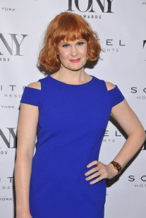 Baldwin Kate Baldwin attends the Tony Honors Cocktail Party Presenting The 2017 Tony Honors For Excellence In The Theatre And Honoring The 2017 Special Award Recipients - at Sofitel Hotel on June 5, 2017 in New York City. Credit: Shevett Studios