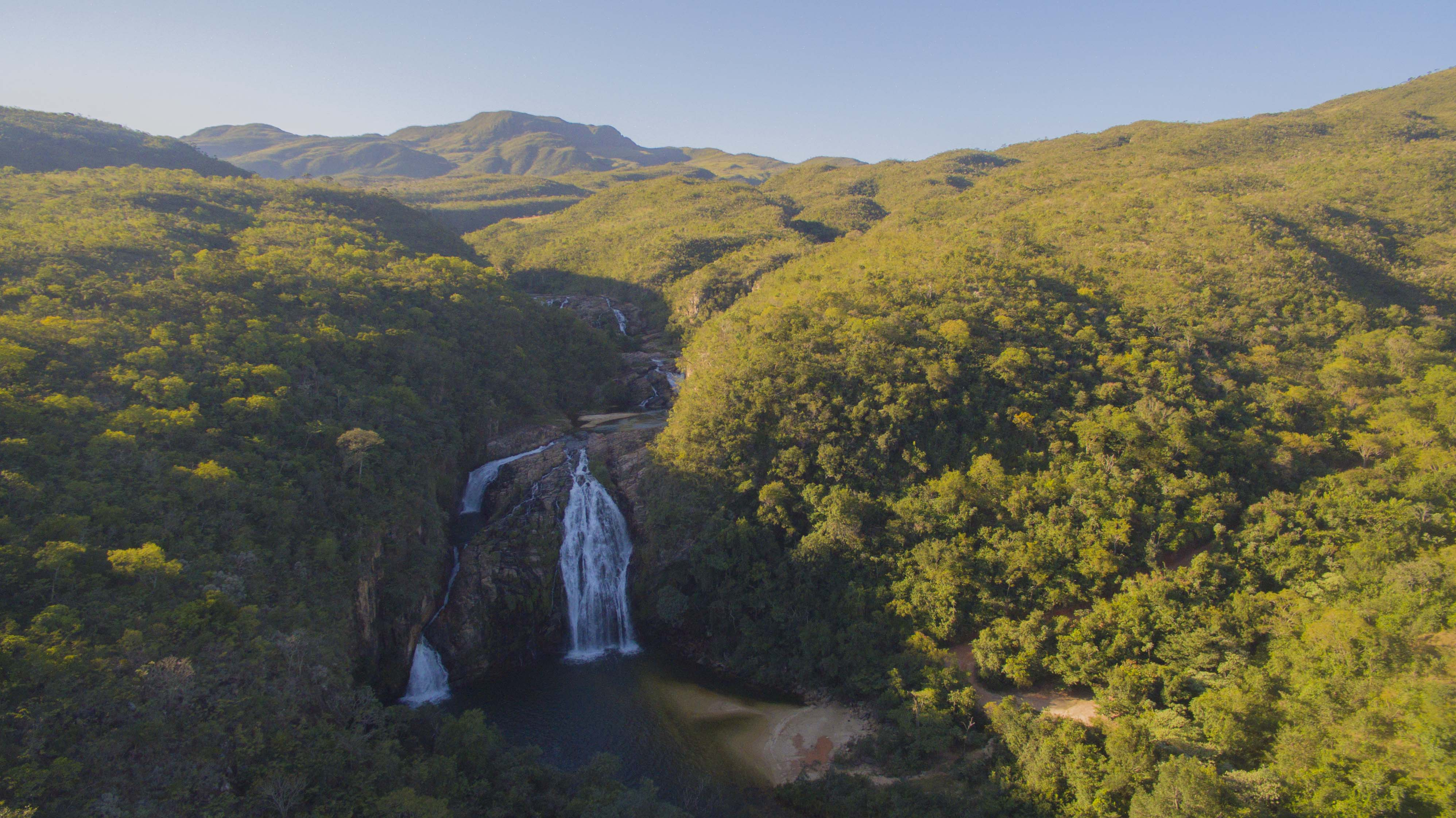 Cachoeira – 360° Experience (Vídeo)