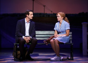Waitress the Musical - Photo by Joan Marcus