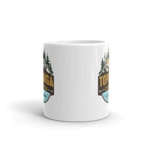 Topanga Canyon Coffee Mug