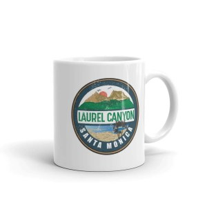 Laurel Canyon Coffee Mug