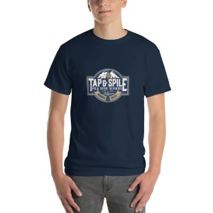 Tap and Spile Folk Music Sessions Tee Shirt
