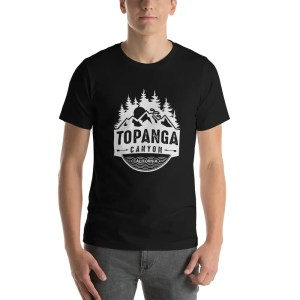 Topanga Canyon Tee Shirt