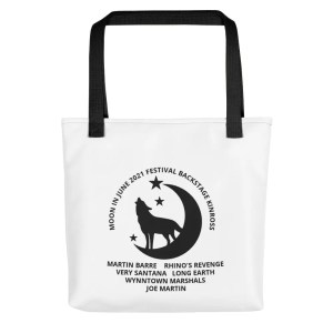 Moon In June 2021 Festival Tote Bag
