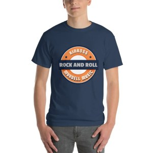 Kinross Rock And Roll Tee Shirt