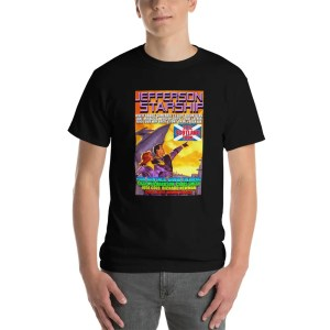 Jefferson Starship Tour Poster T-Shirt