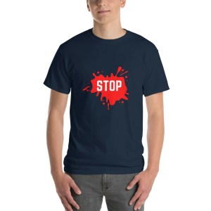 Stop Splash Short Sleeve T-Shirt