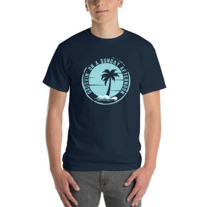 Groovin' On a Sunday Afternoon Short Sleeve T-Shirt