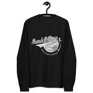 Mundell Music Record Logo Sweatshirt
