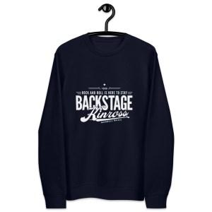Backstage Kinross Logo Sweatshirt