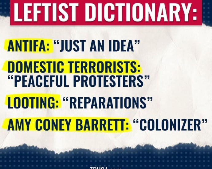 Leftist Dictionary