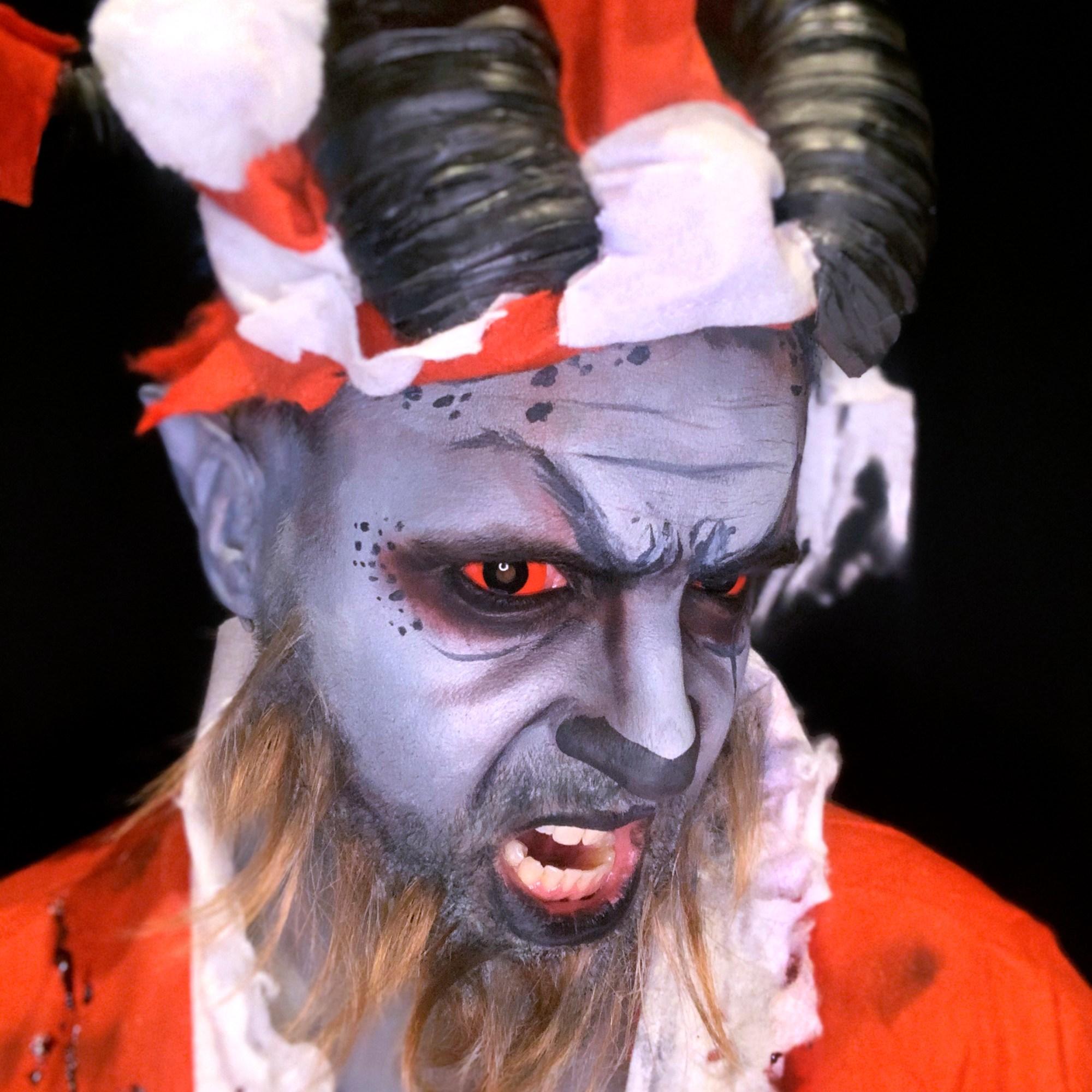 Brendan McWhirk as Krampus Claus