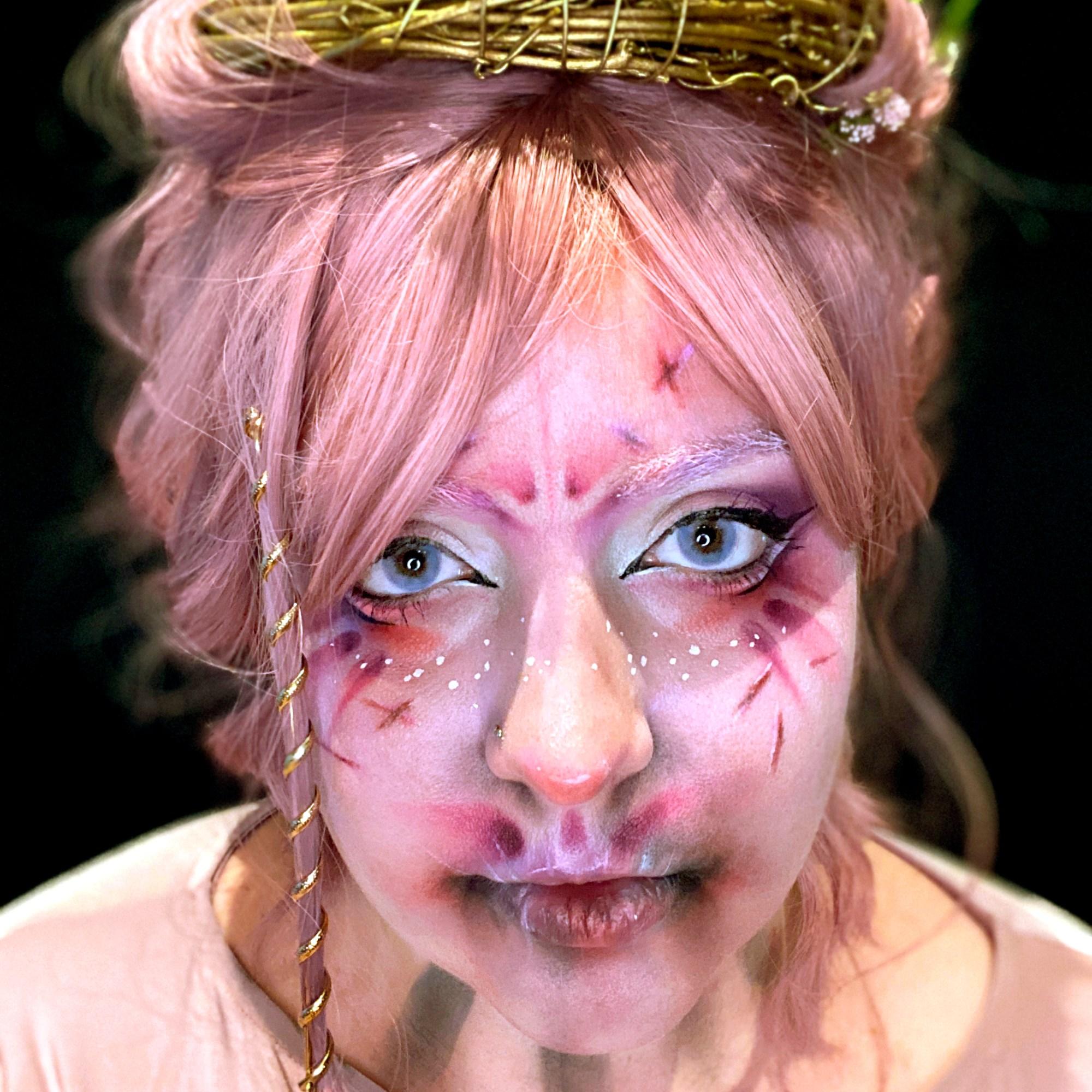 Kaitlyn Armitano as the Sugarplum Scary