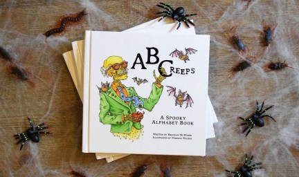 ABCreeps: A Spooky Alphabet Book
