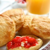 Gluten Free Biscuit Recipe