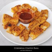 Cornmeal Coated Basa