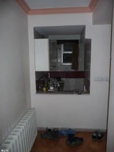 Kitchen - from door