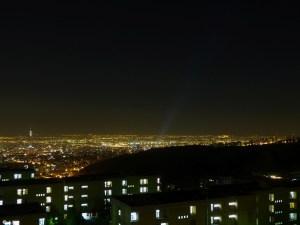 Tehran @ night