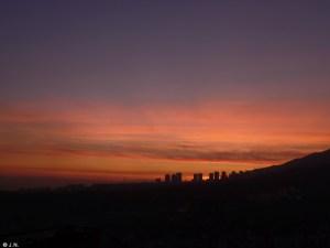 Sunset - again