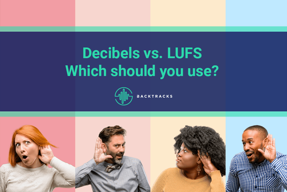 Find out if LUFs or decibels be used for sound measurement of loudness in your podcast and learn the difference between the two forms of measurement