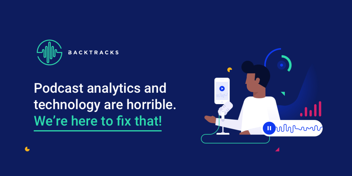 Backtracks | Podcast analytics and advertising