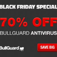 70% rabatt på Bullguard online backup