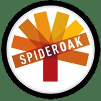 Spideroak online backup