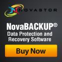 NovaBackup Protection