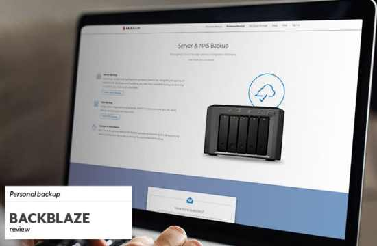 Backblaze Personal Backup Review | Data Backup