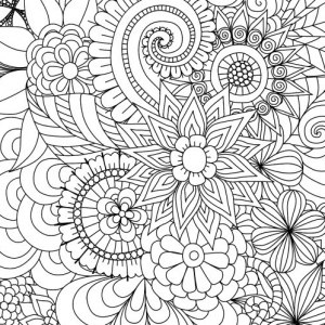 free coloring pages for adults printable # 24